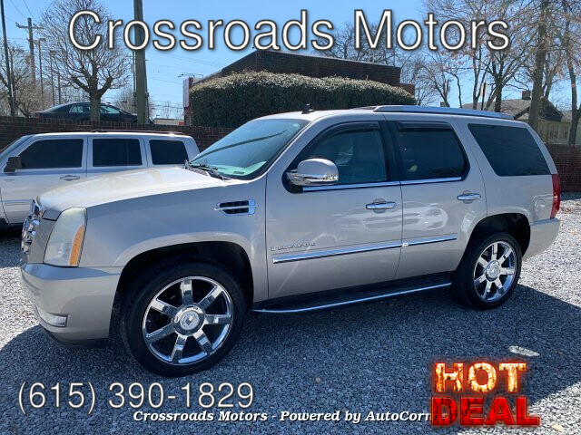 2007 Cadillac Escalade AWD 6-Speed Automatic